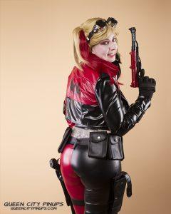 Injustice 2 Harley Quinn Gratuitous Butt Shot